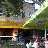 Photo taken at Zambo Café by Eugenia K. on 7/23/2013