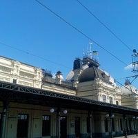 Photo taken at Залізнична станція «Жмеринка» by Ted M. on 8/6/2013