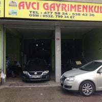 Photo taken at Avci Gayrimenkul by Fikret A. on 7/4/2014