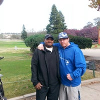 Photo taken at Bidwell Park Golf Course by David M. on 11/18/2014