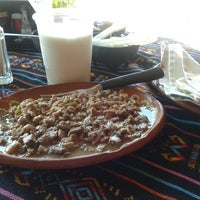 Photo taken at Tacos chuy by Omar G. on 2/9/2014