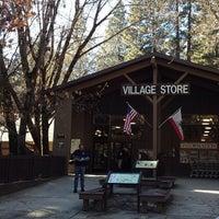 Photo taken at Yosemite Village Store by Vanessa S. on 2/4/2014