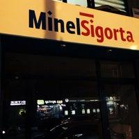 Photo taken at Minel Sigorta Aracılık Hizmetleri by 👑Mert EROL . on 3/29/2014