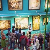 Photo taken at Museum Affandi by Pieta D. on 6/23/2016