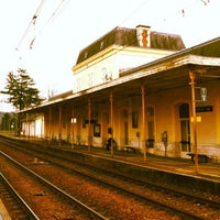 Photo taken at Gare SNCF de Souillac by Christophe H. on 1/19/2014