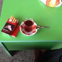 Photo taken at Uğur Büfe by K H. on 10/23/2013