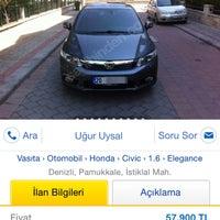 Photo taken at Uysal Otomotiv & Emlak by Hasan U. on 9/7/2016
