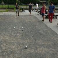 Photo taken at Parc du Pélican by malik m. on 8/5/2014