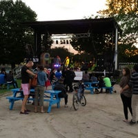 Photo taken at Parc du Pélican by malik m. on 8/28/2014