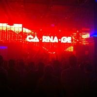 Photo taken at Foundation Nightclub by Tom L. on 2/16/2013