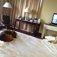 Photo taken at Sheraton Denver West Hotel by Paula R. on 10/4/2013