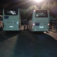 Photo taken at Kamil Koç by Ömer Ç. on 7/27/2013