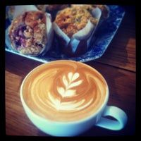 Photo taken at Bread and Milk by paula s. on 8/10/2013