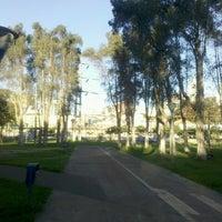 Photo taken at Parque Ecológico Maurilio Biagi by Eduardo G. on 7/6/2013