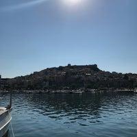 Photo taken at Kavala by Ayca I. on 8/17/2017