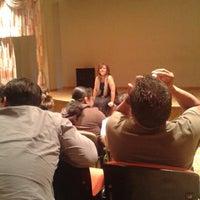 Photo taken at Colegio Universitario Arturo Rosenblueth by Federico S. on 5/14/2016