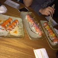 Photo taken at Sushi Nishi by Rita S. on 5/10/2014