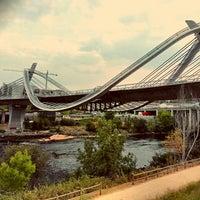 Foto tirada no(a) A Ponte do Milenio por Domenico Sergio A. em 9/4/2013