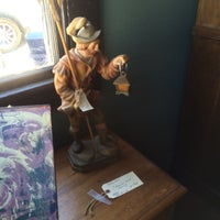 Photo taken at Water Street Antiques by Lucca T. on 8/13/2015