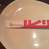 Photo taken at P.F. Chang's by Janell T. on 7/12/2016