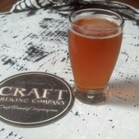 Photo taken at Craft Brewing Company by Charles P. on 5/31/2015