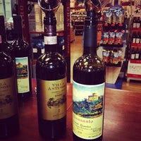 Photo taken at ShopRite Liquors by Tracy F. on 12/6/2013