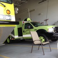 Photo taken at Charlotte County Fire /ems Ststion 7 by Oneal C. on 11/14/2013