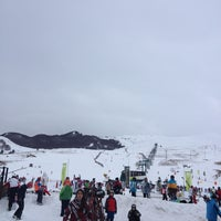 Photo taken at Sextas - Formigal by Belen A. on 1/27/2013