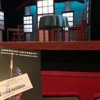 10/28/2017 tarihinde Ian B.ziyaretçi tarafından Greenberg Theatre'de çekilen fotoğraf