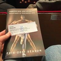 2/18/2017 tarihinde Ian B.ziyaretçi tarafından Greenberg Theatre'de çekilen fotoğraf