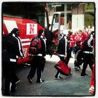 Photo taken at NU Coliseum by Garrick B. on 11/17/2012