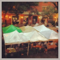 Photo taken at City Centre Farmers' Market by Ryan M. on 8/17/2013