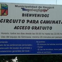 Photo taken at Ruta Nacional 2 by Marly C. on 5/12/2014