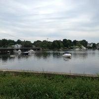 Photo taken at Fish Bridge BA! by John B. on 8/18/2013