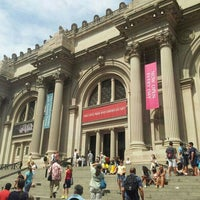 Photo taken at Metropolitan Museum of Art by Winnie C. on 7/21/2013