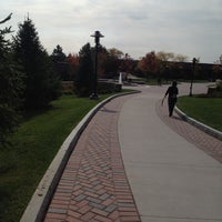 Photo taken at Global Village by Thomas W. on 10/17/2012