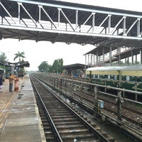 Photo taken at Margao Railway Station by Eric W. on 7/3/2016