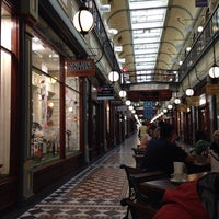 Photo taken at Adelaide Arcade by Crystal F. on 10/7/2013