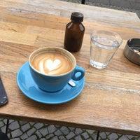 Photo taken at K. LIEBLINGs Café / Coffee Profilers by Chaewon L. on 9/27/2017