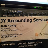 Photo taken at JY ACCOUNTING SERVICES by R John L. on 7/22/2013