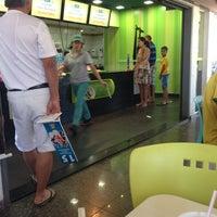 Photo taken at Giraffas by carlos c. on 9/7/2014