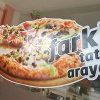 9/4/2013 tarihinde Ozan F.ziyaretçi tarafından Pronto Pizza'de çekilen fotoğraf