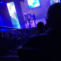 Photo taken at Nathan Burton Comedy Magic at Planet Hollywood Saxe Theater by Hussa on 1/9/2017