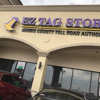Ez tag store houston