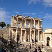 12/29/2012 tarihinde Gifuto ..ziyaretçi tarafından Efes'de çekilen fotoğraf