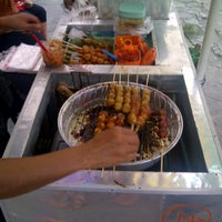 Photo taken at Bakso bakar purwomartani by Ika K. on 3/8/2014
