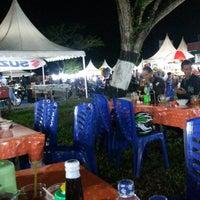 Photo taken at Stadion Datu Adil by Sigit A. on 6/11/2014