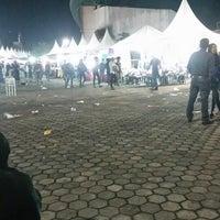 Photo taken at Stadion Datu Adil by Sigit A. on 12/24/2014
