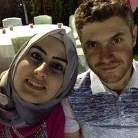 Photo taken at Azaklar Kır Düğün Bahçesi by Ahsen M. on 9/23/2016