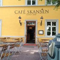 Photo taken at Café Skansen by Ana A. on 7/14/2013